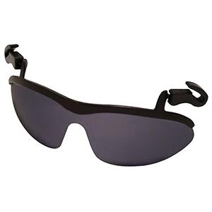 smoked polarized Brimz sunglasses