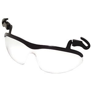 Brimz Safety Clear Ice Sunglasses