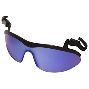 Brimz Sapphire Ice Mirror Sunglasses